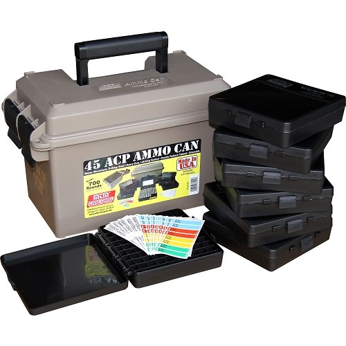 Ammunition Boxes & Storage