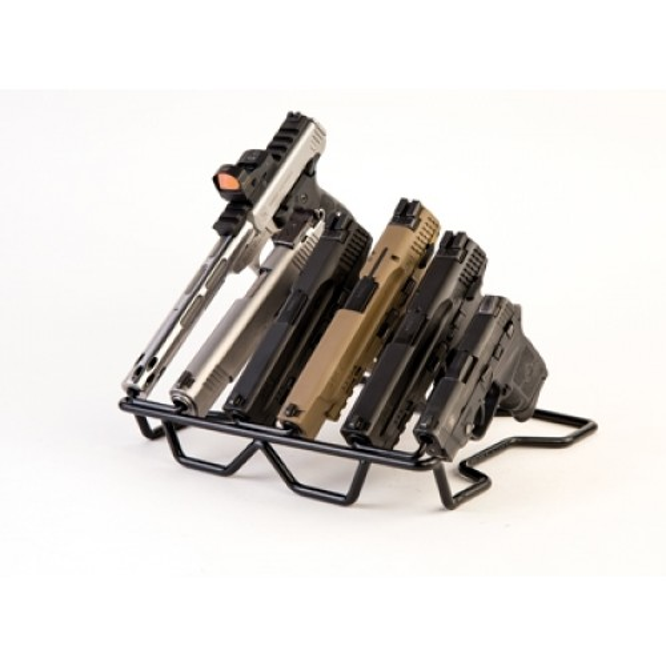Lockdown 6 Handgun Muzzle Rack
