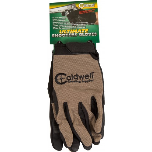 Caldwell Ultimate Shooting Gloves S/M