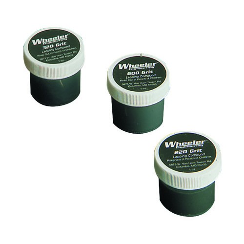 Wheeler Engineering Replacement Lapping Compound 3-Pack