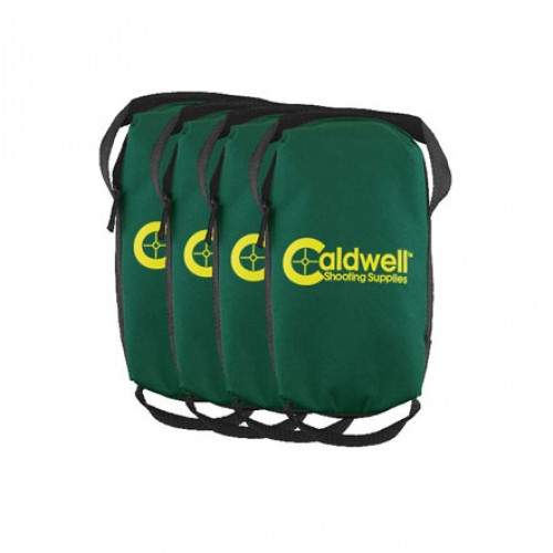 Caldwell Lead Sled Weight Bag Polyester Green 4-Pack