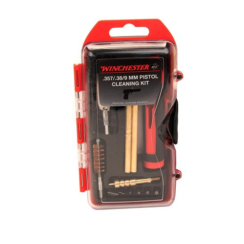 Winchester Cleaning Kit 9mm/.357/.38 14-Piece