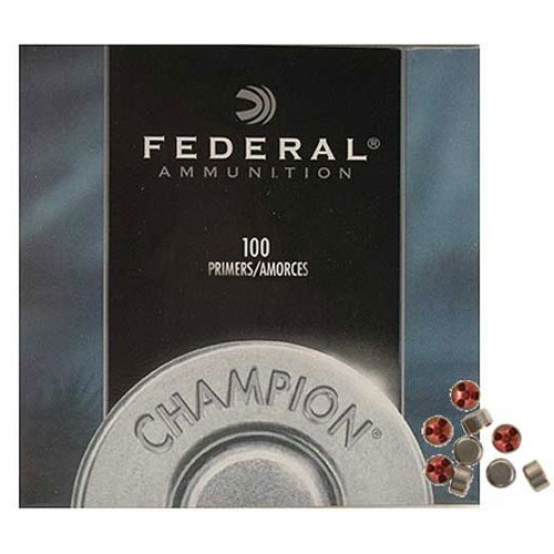 Federal Primers Small Rifle Match #GM205M x1000