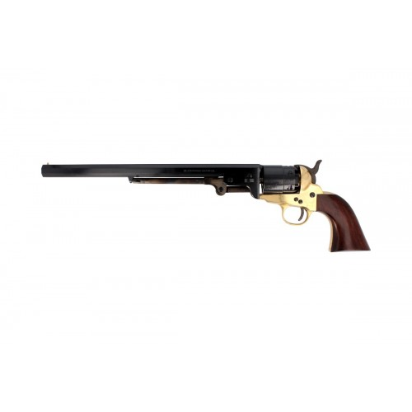 Pietta Black Powder Revolver 1851 Navy Rebnord Carbine Cal.44