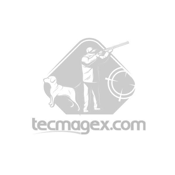 Pietta Black Powder Revolver 1858 Remington Sheriff Inox Cal.44 Checkered Grip
