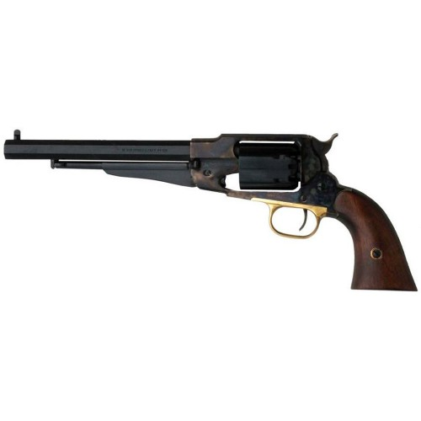Pietta Black Powder Revolver 1858 Remington Checkered Grips Cal.44