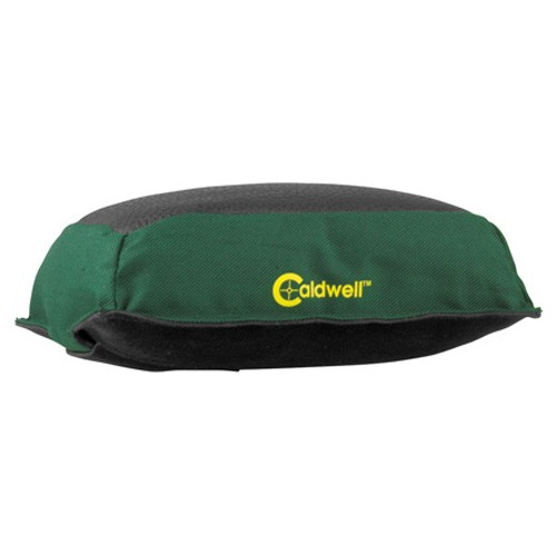Caldwell Universal Deluxe Bench Bag Universal Bag Nylon and Leather Filled