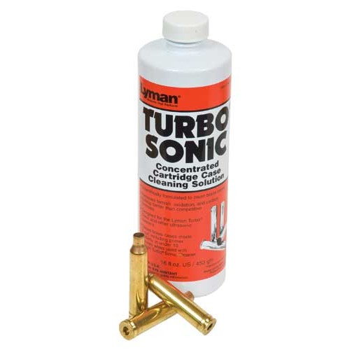 Lyman Turbo Sonic Case Cleaning Solution 473ml