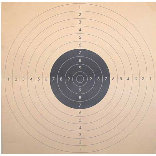C50 25/50m Pistol Targets x200