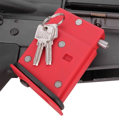 Franzen Security AR15 Magazine Lock
