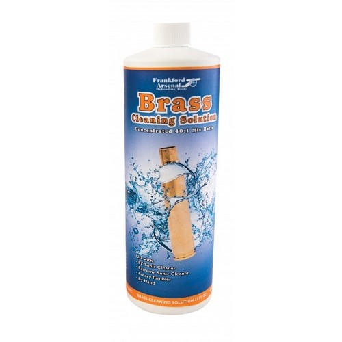 Frankford Arsenal Ultrasonic Brass Cleaning Solution 32 oz
