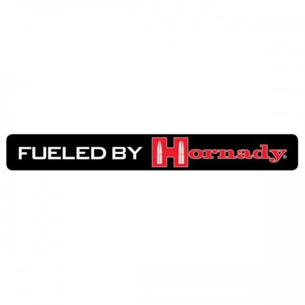 Hornady 98002 Fueled by Hornady Sticker