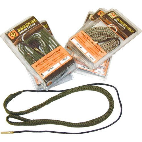 Hoppes Bore Snake 9mm / 38 / 357 Pistol