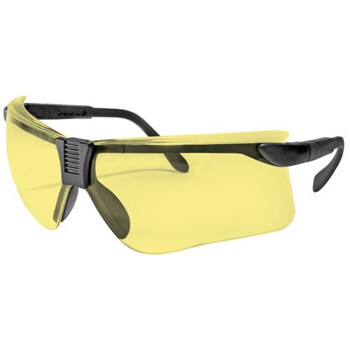 TMX Shooting Glasses Yellow