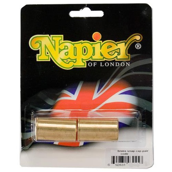 Napier Snap Cap Paire Alliage 12 g