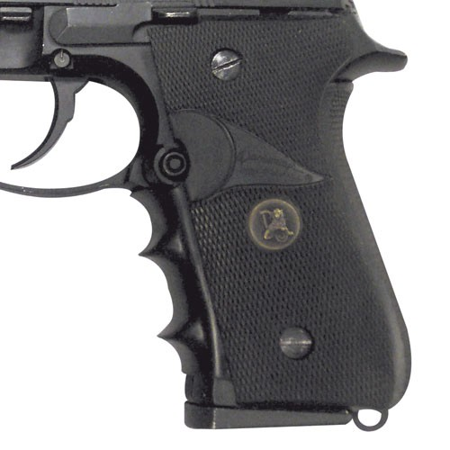 Pachmayr Signature Grips with Back Straps Taurus P99 Decocker with Finger Groove