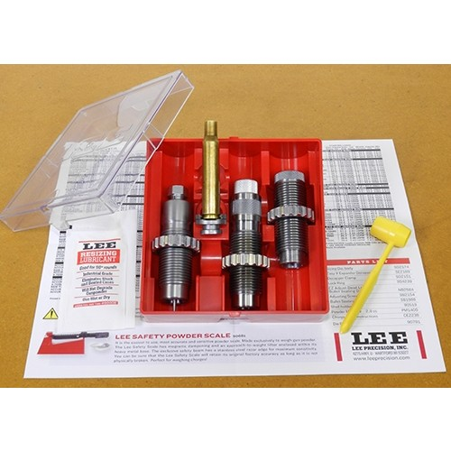 Lee Pacesetter 3-Die Set 6.5x55
