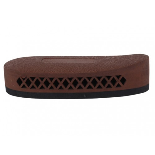 """Pachmayr F325 Deluxe Shotgun & Rifle Recoil Pad Small 1.00"""" Brown"""