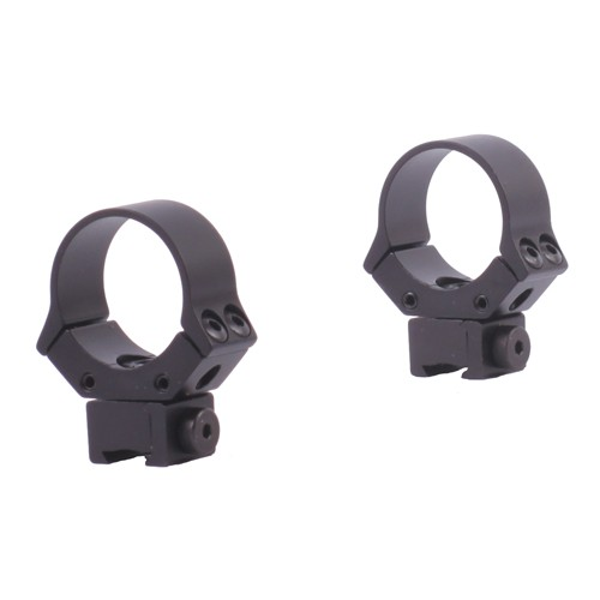 "Sun Optics USA Adjustable 1"" Airgun Ring Fit 11mm Rail Black"
