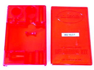 Lee Parts *Box&Lid_Red_Plastic