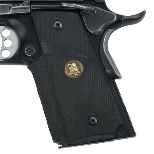 Pachmayr Signature Grips without Back Straps Colt Officer's Model CO-45