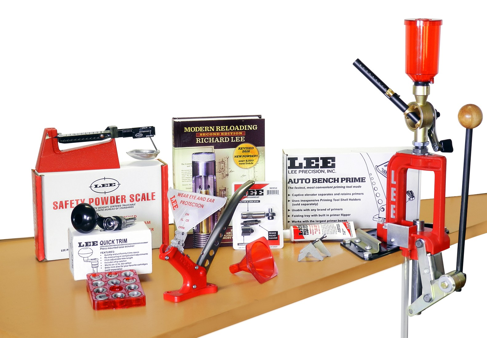 Lee Deluxe Challenger 60th Anniversary Kit