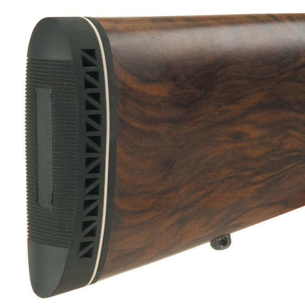 "Pachmayr F250 Lightweight Shotgun & Rifle Recoil Pad Medium 0.85"" Black"