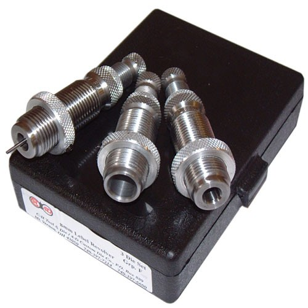 CH4D Die Set 7mm - 30 Waters Improved 40o