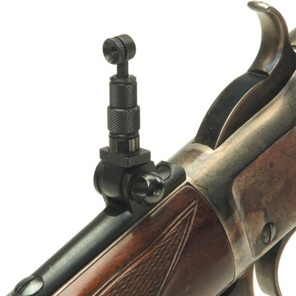 Lyman Tang Sight no2 Uberti 1873 Winchester Steel Blue