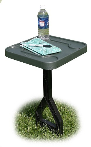 MTM Jammit Personal Outdoor Table Forest Green