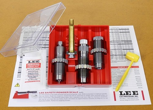 Lee Pacesetter 3-Die Set 222 Remington