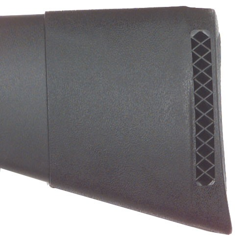 Pachmayr Slip-On Pad Small Black 0.75 Ribbed