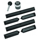 """Wheeler Engineering Scope Ring Alignment and Lapping Kit Combo 1"""" & 30MM"""