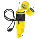 UST 5-in-1 Survival Tool Yellow