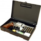 MTM 804-40 Handgun Case Black
