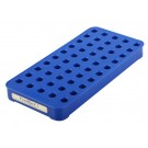 Frankford Arsenal Perfect Fit Reloading Tray #2 Plastic Blue