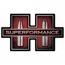 Hornady 98008 Superformance Sticker