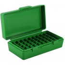 MTM P50-9 Ammo Box 9mm 380ACP Green