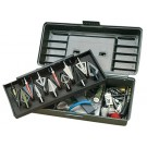 MTM Broadhead Tackle Box 12 Heads Wild Camo