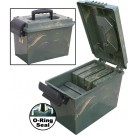 MTM Sportsmans Dry Box Forest Wild Camo