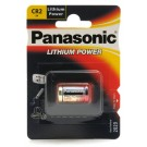 Panasonic CR2 3v Lithium Photo Battery PCL6402