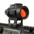 Sun Optics USA Raid Red Dot 30mm 2 MOA Dot