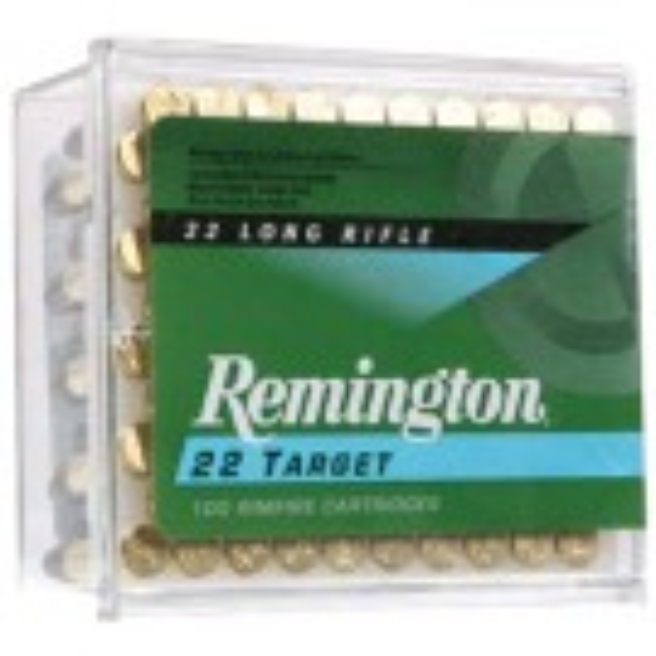 Remington Target 22LR Ammunition x100