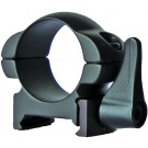 "Sun Optics USA Solid Steel Rings Quick Release 1"" Low Black Matte"