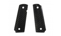 Pachmayr G10 Tactical Grips 1911 Carbon Fiber