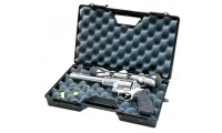 MTM 808-40 Handgun Case Black