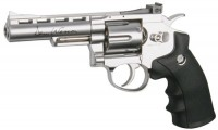 ASG Dan Wesson Chrome Co2 Airsoft GNB