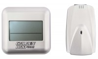 Lockdown Golden Rod Digital Wireless Hygrometer