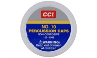 CCI No10 Percussion Caps x100