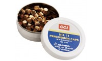 CCI No11 Percussion Caps x1000